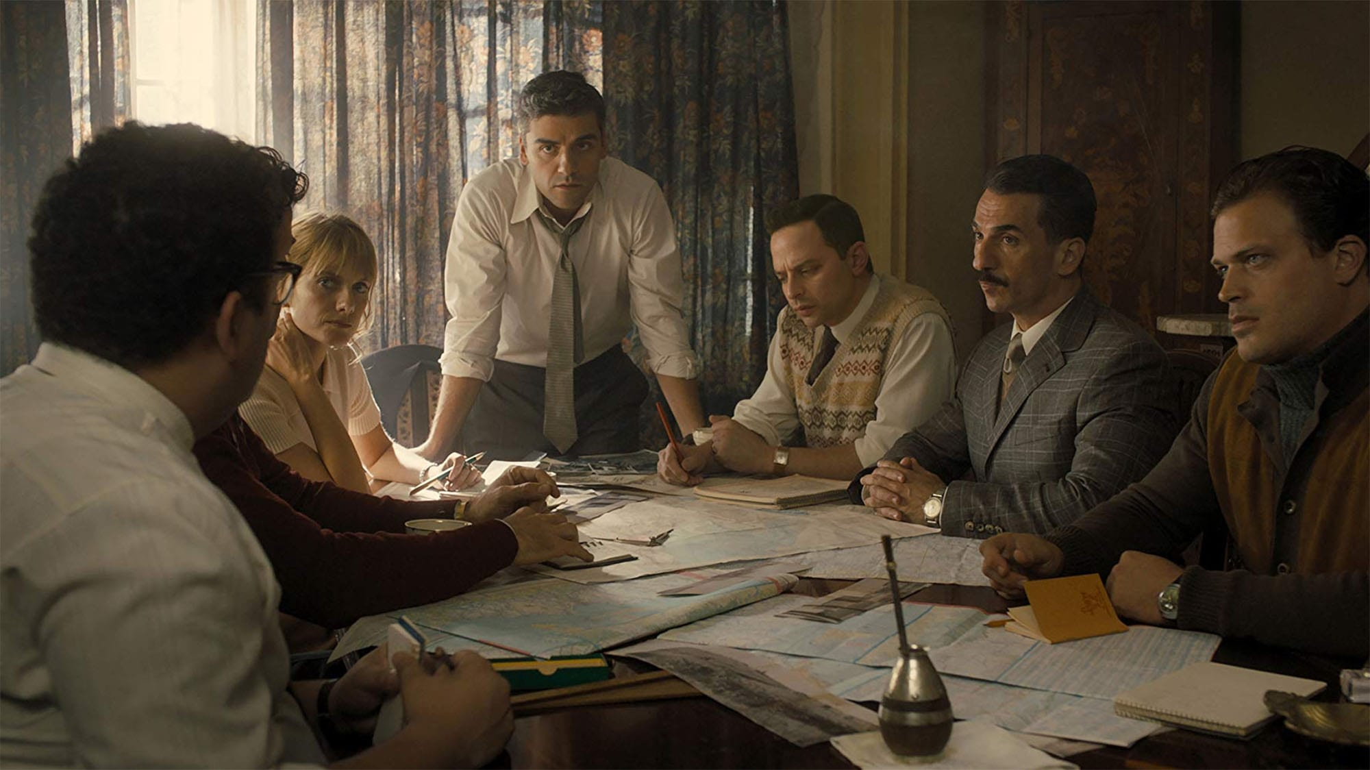 'Operation Finale' follows the 1960 mission of Mossad agent Peter Malkin capturing Nazi officer and concentration camp mastermind Adolf Eichmann.