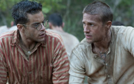 Based on the international best-selling autobiographical books 'Papillon and Banco', and on the 1973 film of the same name, it will be interesting to see what director Michael Noer has done with the story of this 'Papillon' revival as it has already been told so well.