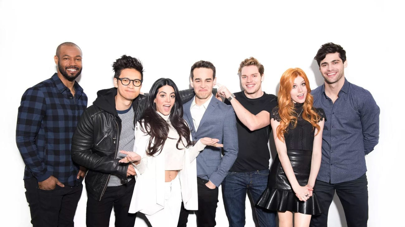 There are plenty of shows and movies starring the 'Shadowhunters' cast you can watch now such as Dominic Sherwood and Matthew Daddario.