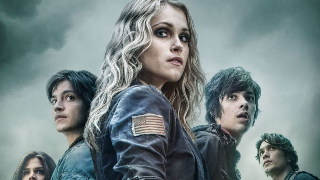 Octavia, Clarke, Lexa, and Raven: 'The 100' presents a diverse set of female characters who don't always do the right thing.