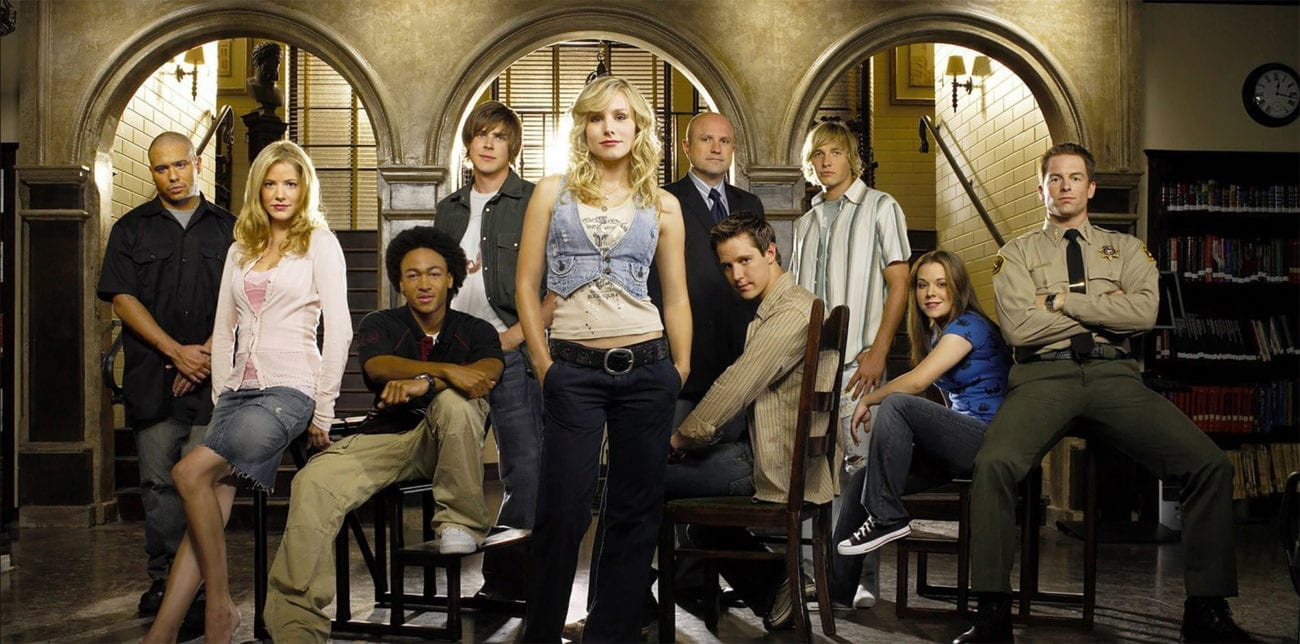 We've all been dreaming about it and it's finally here. The exciting continuation of Rob Thomas's 'Veronica Mars' on Hulu stars the fantastic Kristen Bell.