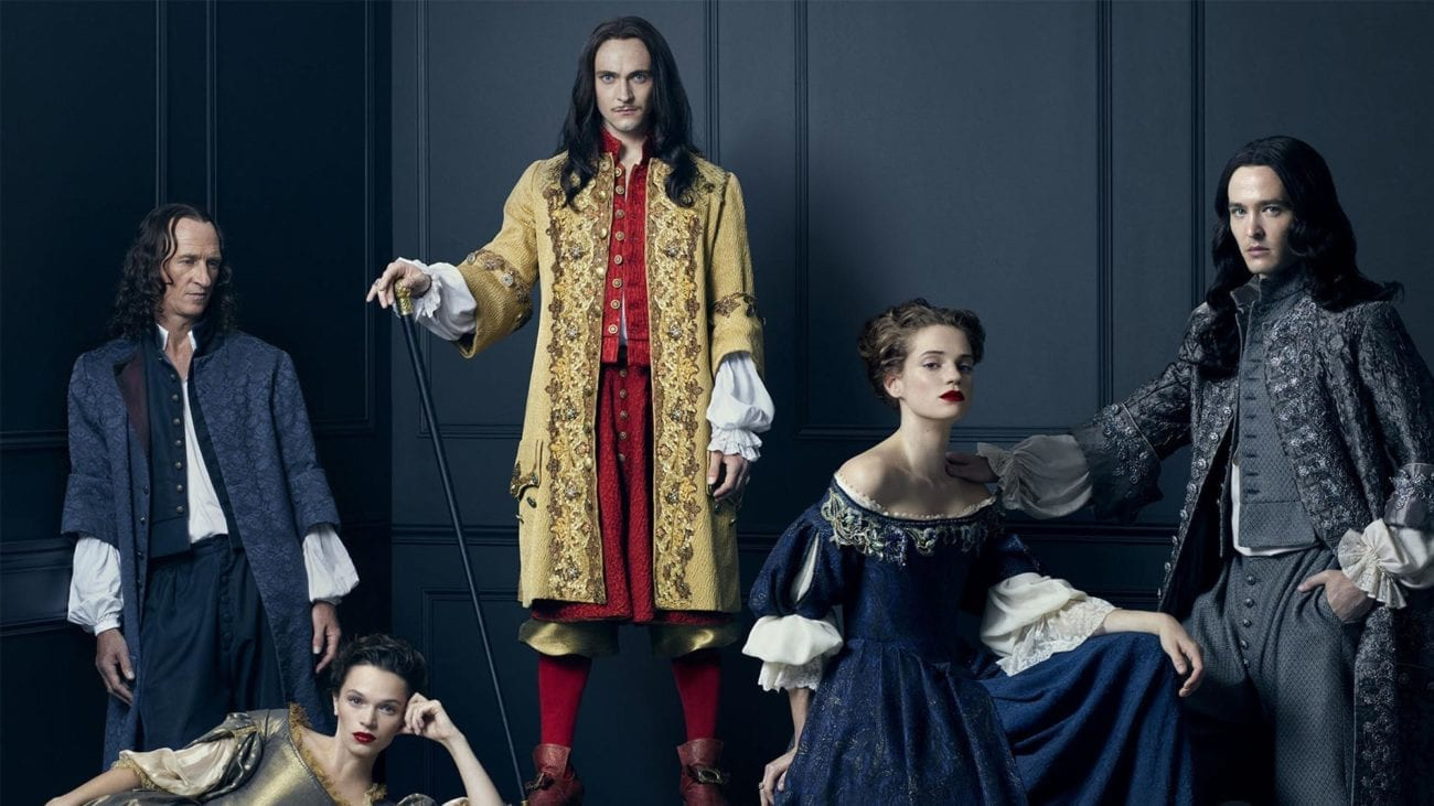 When it comes to period dramas, we like them to be decadent, dirty, and utterly devastating. 'Versailles' is exactly that (and then some), so we were heartbroken to watch the gripping S3 finale knowing it's the final ever episode.
