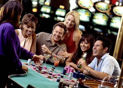 Though you might not win millions, heading out for a night at the casino with friends can be rewarding and fun.