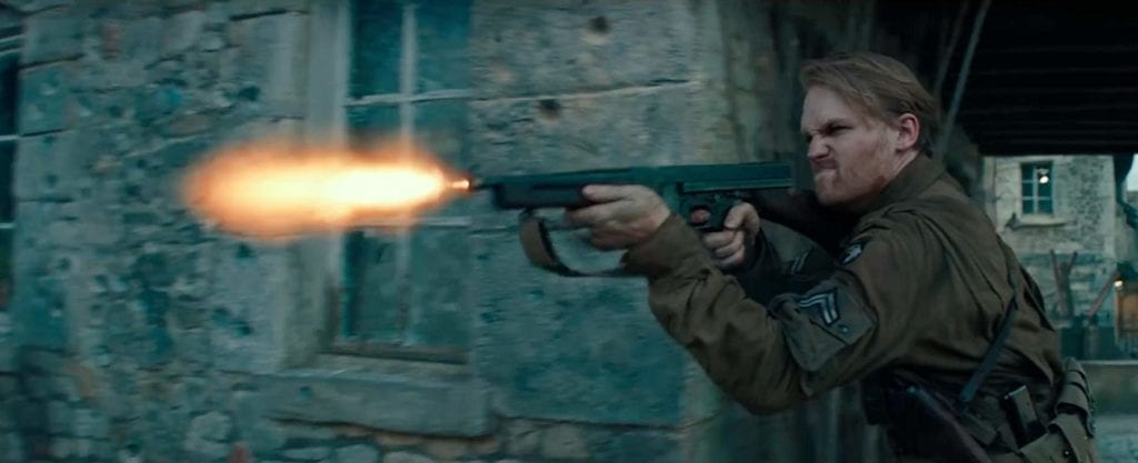 'Overlord' follows the story of two American soldiers behind enemy lines on D-Day as they race to discover the truth in a Nazi compound in France.
