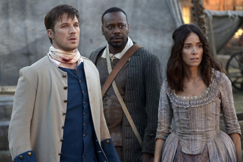 June became a cancellation wasteland and we had to say goodbye to Timeless, the balls-to-the-wall but brilliant timeline-hopping sci-fi series.
