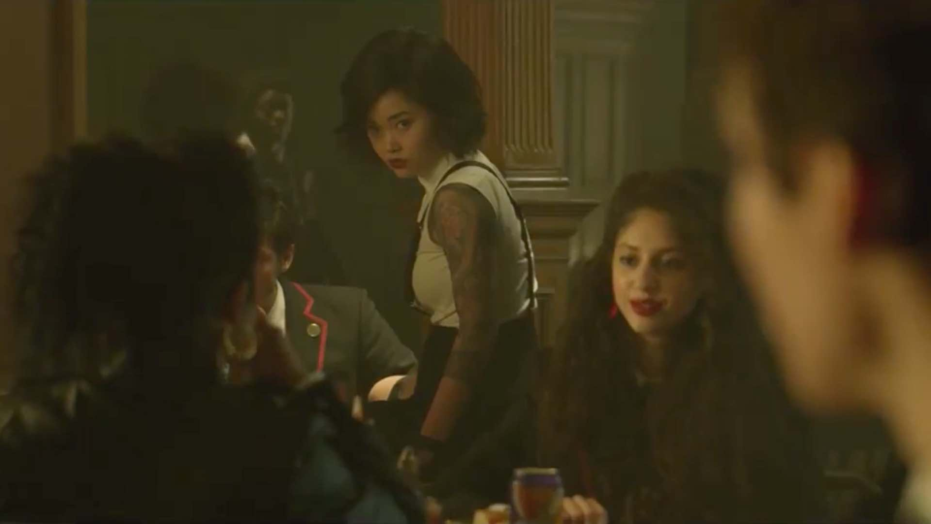 In 'Deadly Class', a young man unwittingly enrolls into King's Dominion, an elite high school for international criminals and assassins.