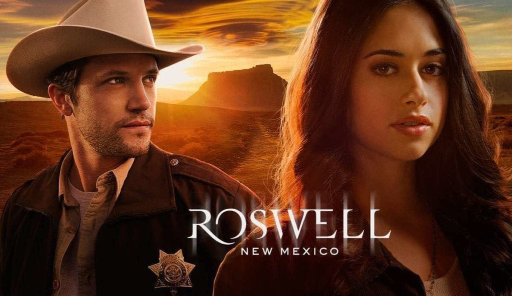The daughter of undocumented immigrant parents returns to her sleepy hometown of Roswell to discover her teen crush is an alien in 'Roswell, New Mexico'.