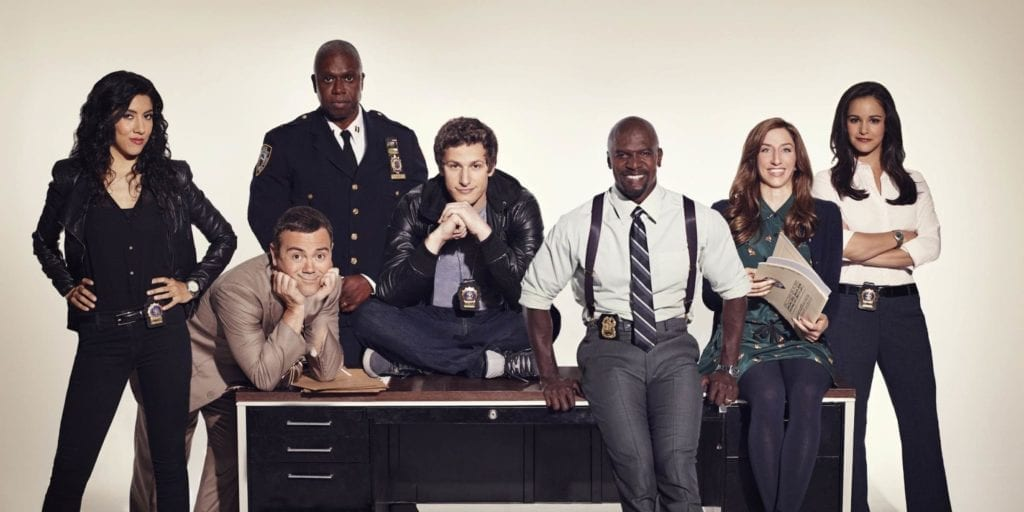 'Brooklyn Nine Nine' season 6 promises more action, bigger laughs, and the unfortunate departure of cast favorite Chelsea Peretti's Gina Linetti.