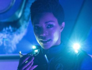 'Star Trek: Discovery' doubles down with an ambitious episode seeking to tie threads together and take care of unfinished business. Does it succeed?
