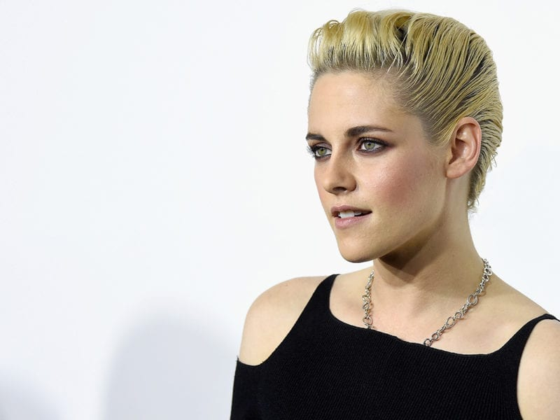 Kristen Stewart has been working on multiple projects. Find out what the actress is doing behind the scenes.