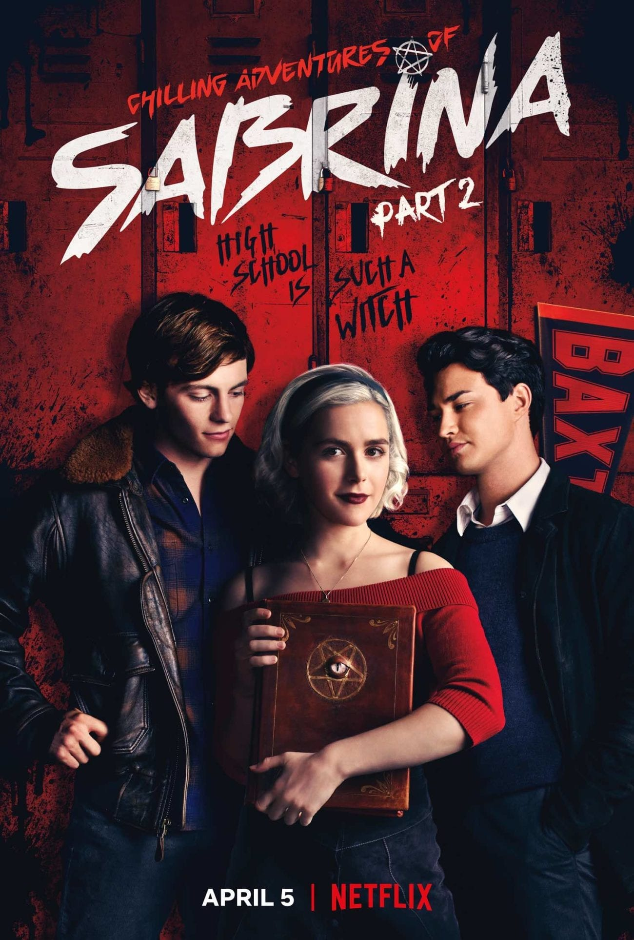 To get you excited for the second part of the Netflix series, we've conjured up everything you need to fall in love with 'Chilling Adventures of Sabrina'.
