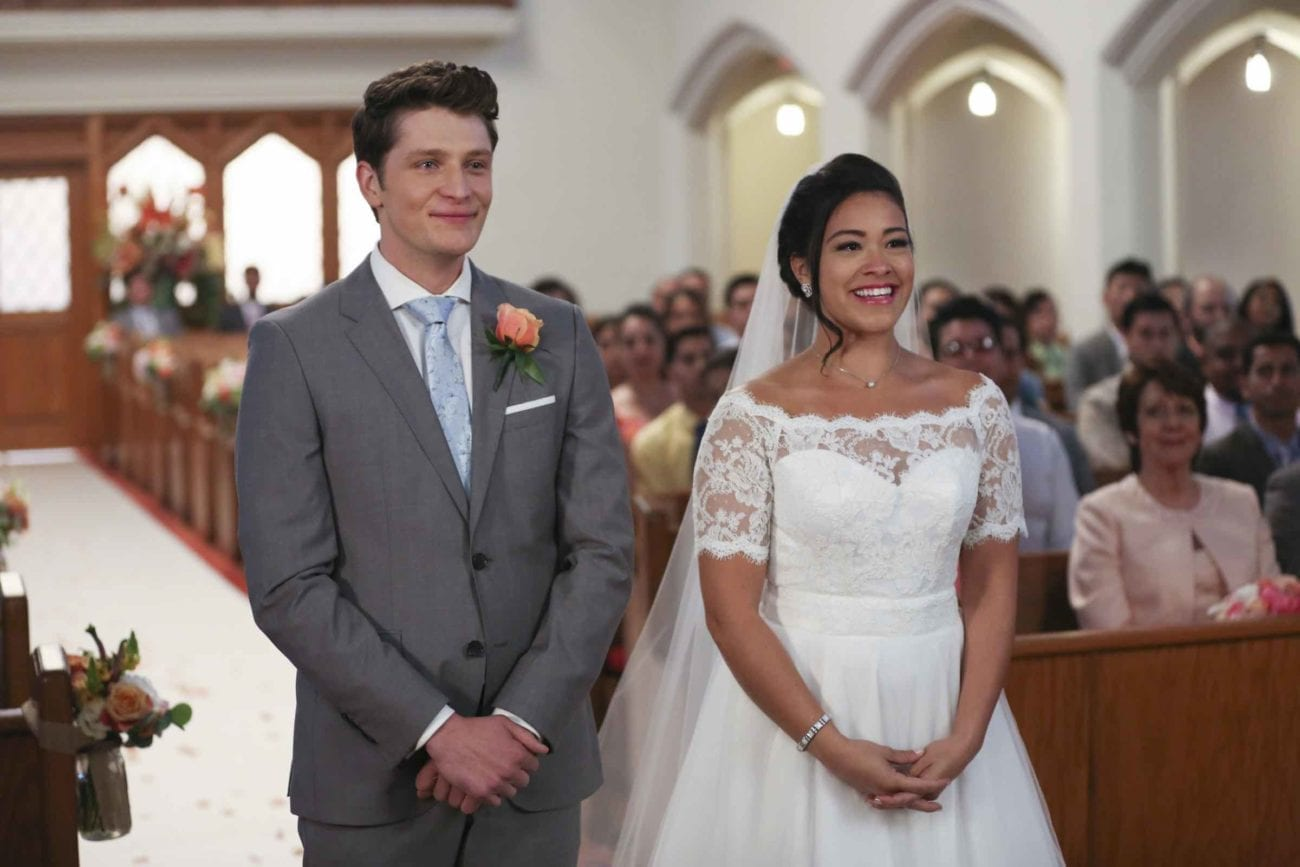 We know the course of true love never runs in a straight line, especially in 'Jane the Virgin'. Season five has been especially rough on fans.
