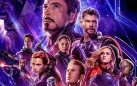 'Avengers Endgame', the 4th & potentially final Avengers film: the superpowered team battles intergalactic threats with the potential to tear reality apart.