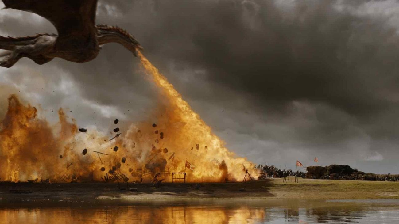 """To celebrate Auntie Dany's move to Dark Auntie Dany, here are all the deaths she caused in this episode, """"The Bells""""."""