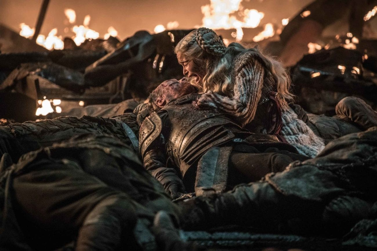 """Think it's unrealistic some 'Game of Thrones' characters lasted so long against hordes of tireless wights in """"The Long Night""""? Think again."""