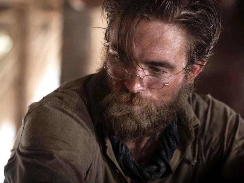 """Costar of upcoming 'The Lighthouse' Robert Pattinson experienced such harsh shooting conditions the cast """"hardly talked to anyone"""" between scenes."""