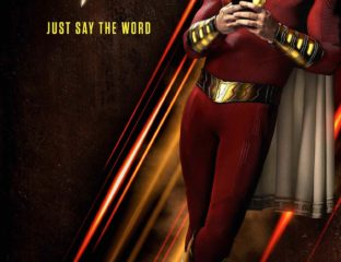 Considering how huge Marvel has become, it's understandable that DC have been watching from the sidelines for 'Shazam!' and other characters.