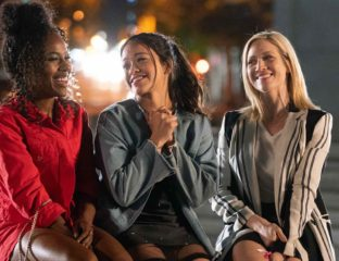 Does 'Someone Great' really give Gina Rodriguez a chance to break out of her squeaky clean image from 'Jane the Virigin'? It both does and doesn't.