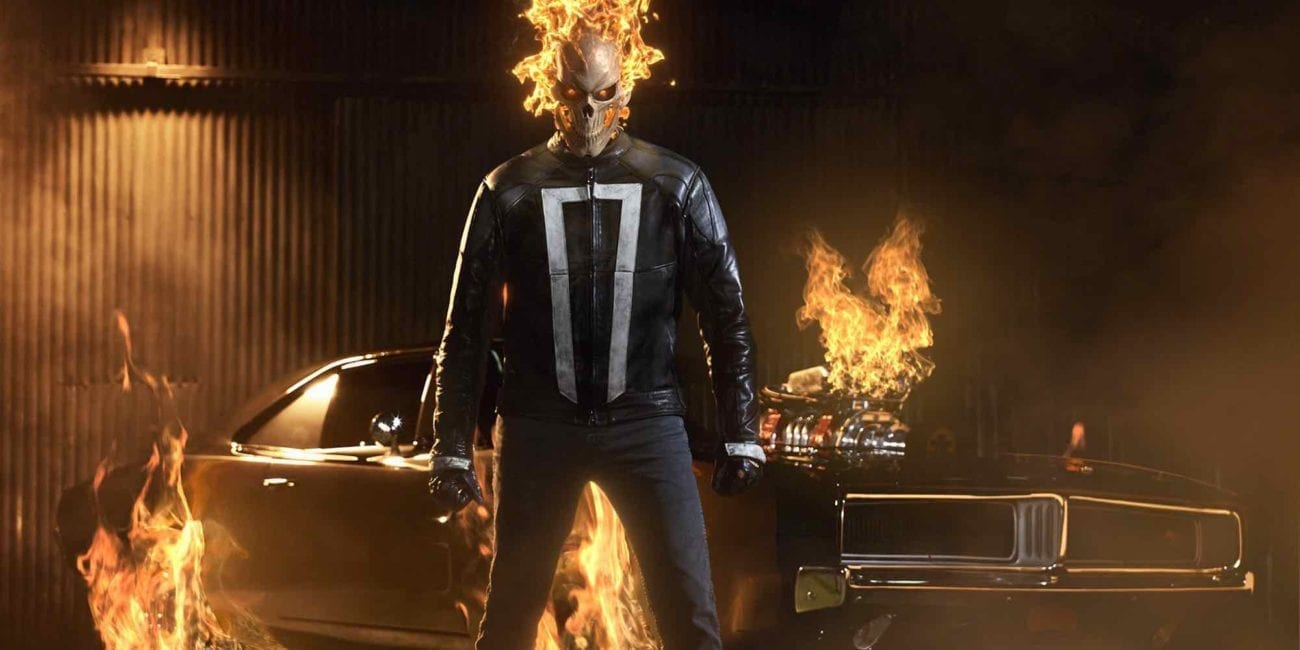 In 2020 we can expect Marvel's beloved (and pretty dark) 'Ghost Rider' and similarly badass 'Helstrom' to grace our TV screens via Hulu.