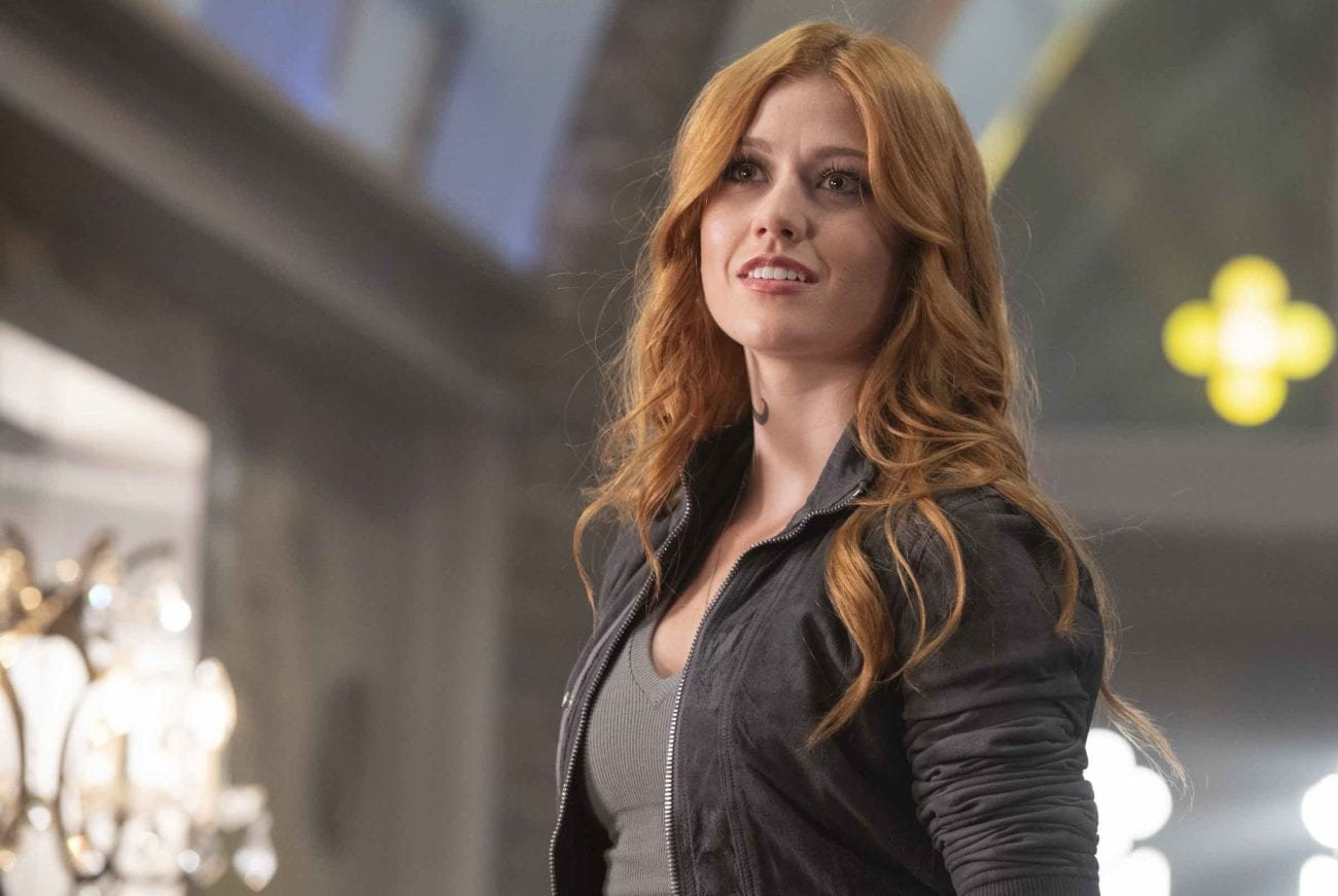 "To bolster our spirits, we thought it prudent to share the information we have about the 'Shadowhunters' finale, ""All Good Things"", airing this Monday."