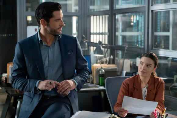 "Whether you're a dedicated Lucifan or just a fallen angel fresh from the gates of heaven, here's everything about 'Lucifer' S4E1 ""Everything's OK""."