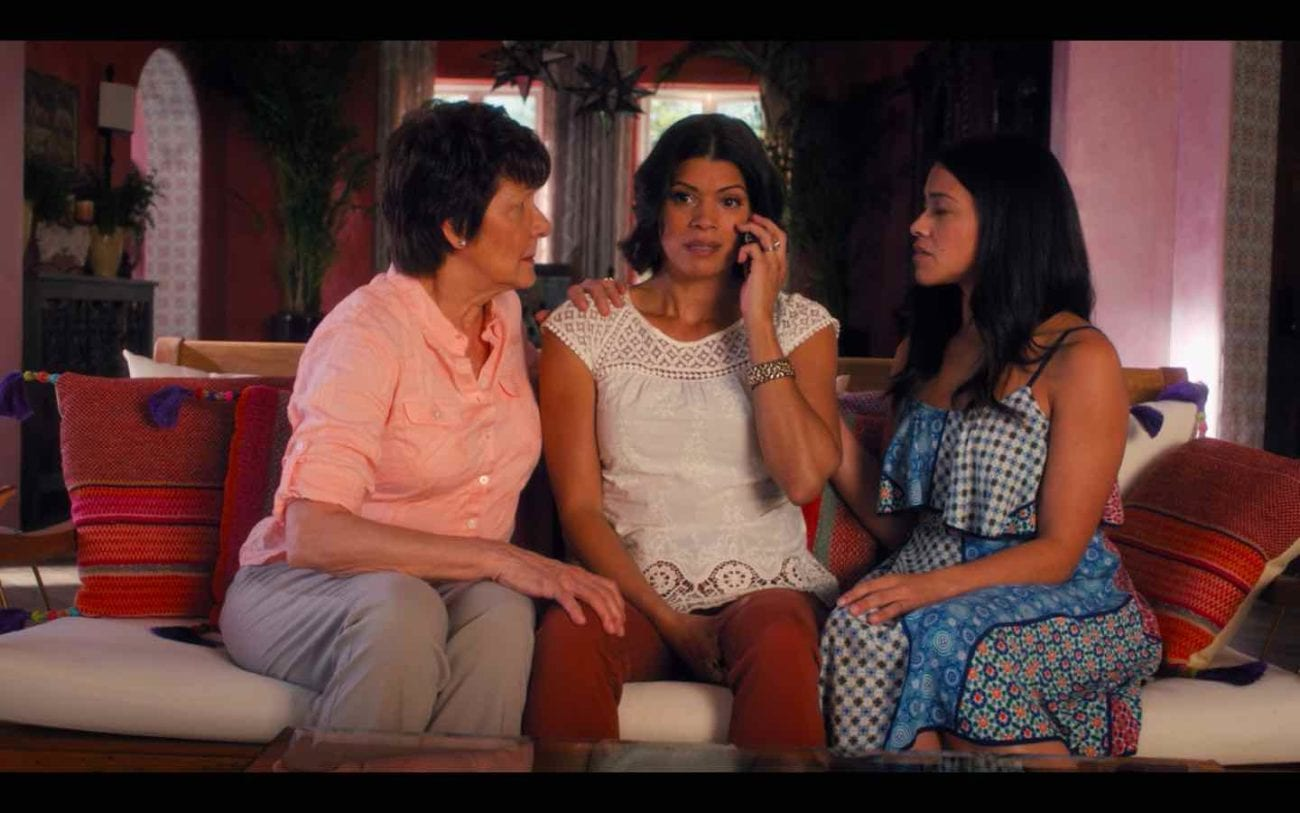 """The unsung heroes of 'Jane the Virgin' """"Chapter 92"""", the dynamic duo without whom none of the storylines gel at all: how Xio & Ro """"got their groove back""""."""