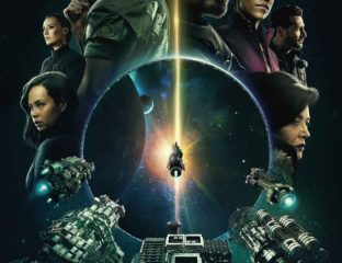 Amazon renewed 'The Expanse' after fans implored them to save it. We can look forward to 'The Expanse' dropping over at Amazon on December 13th.