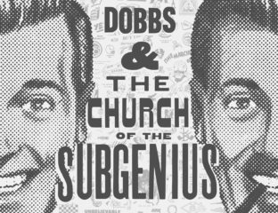 We were very lucky to speak with director and producer Sandy K. Boone about her new documentary, 'J.R. 'Bob' Dobbs and the Church of the SubGenius'.