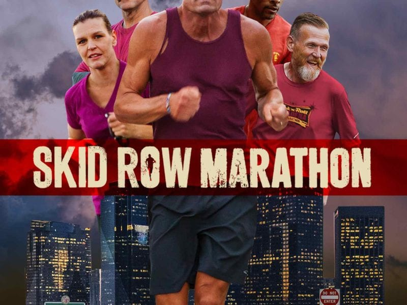 We sat down with producer of 'Skid Row Marathon' Gabi Hayes to chat running, movies, and the Melbourne Documentary Film Festival.