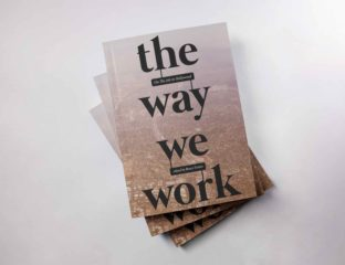 Author Bruce Ferber's 'The Way We Work' provides a window into the skill sets and the insanity that make movies & television tick.