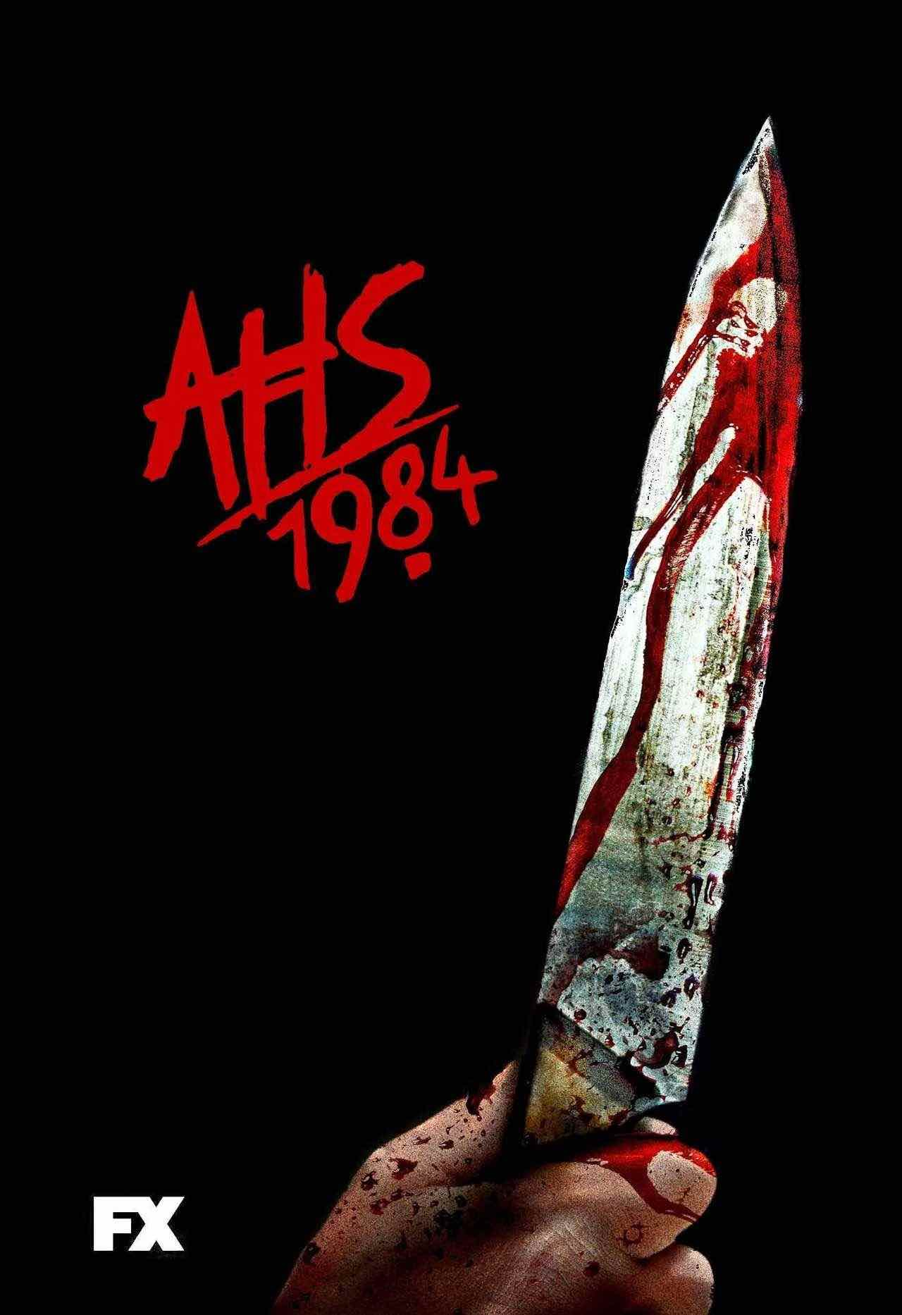The two teaser trailers for 'American Horror Story 1984' contain so many clues about what's coming in September. Here's what we've deciphered so far.