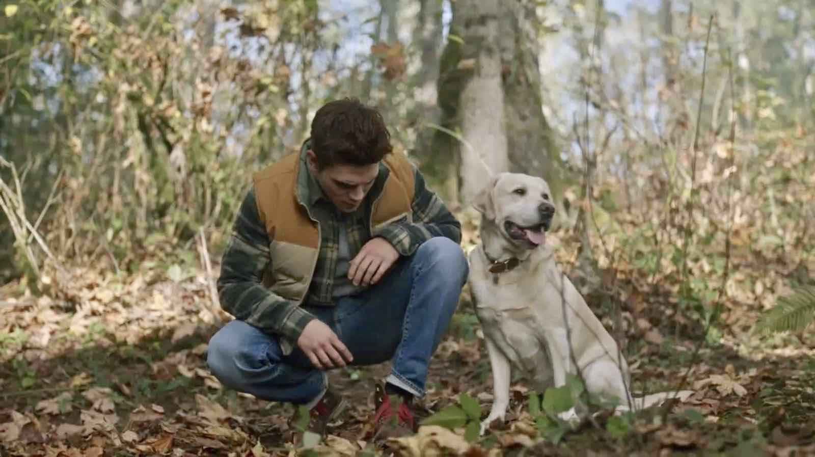 Image for Archie has a dog. What is his name?