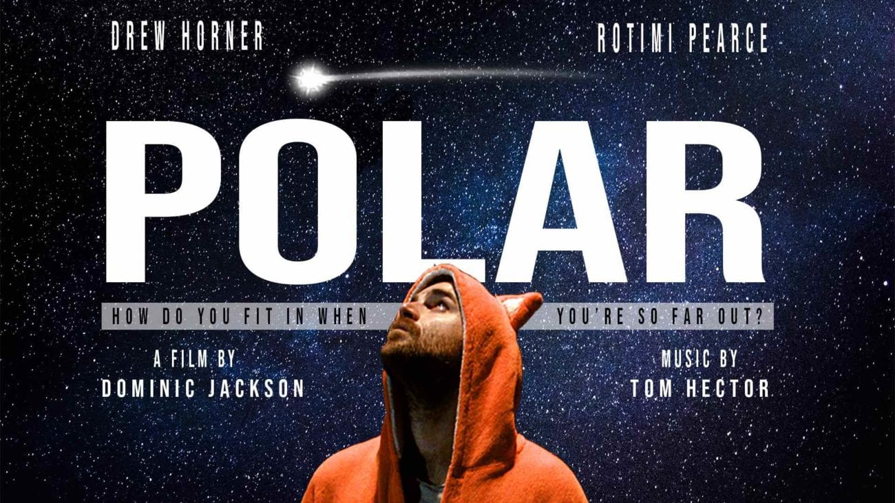 Dominic Jackson's 'Polar' takes on mental illness, showing how life with these issues can feel impossible without some kind of chemical help.