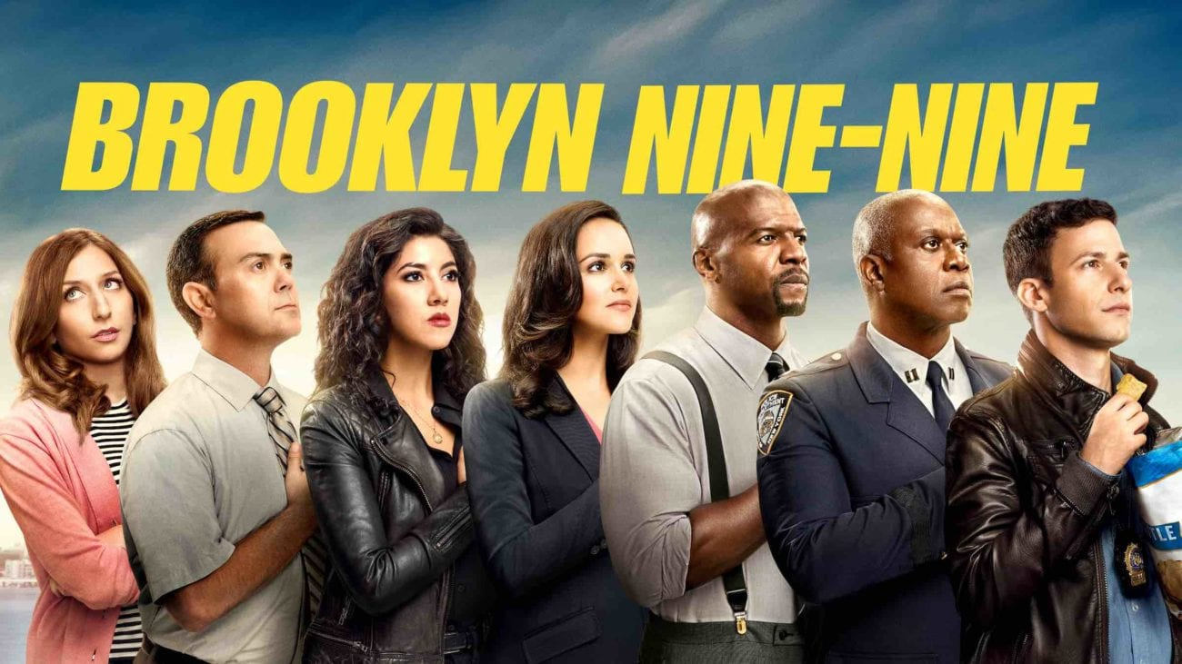 It might not be close to Halloween, but that didn't stop Terry. Take our 'Brooklyn Nine-Nine' quiz and find out if you're the Ultimate Human/Genius.