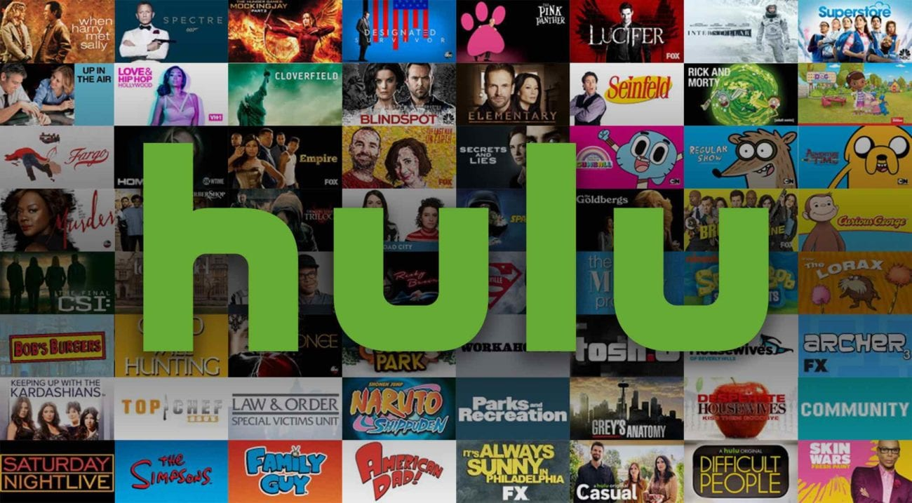 As summer stretches on, go for something homey: your ever available TV screen. Drama. Comedy. Adventure. It's all here on Hulu this month, so get bingeing.