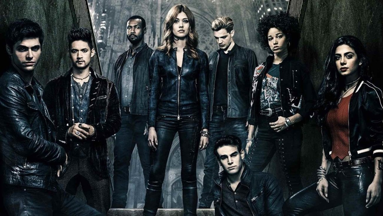 After 'Shadowhunters' finished up, we've been standing in solidarity with the Shadowfam. It's time to vote for the show in our Bingewatch Awards!
