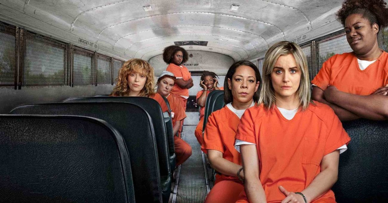 It's hard to remember what inmate is in Litchfield for what. To celebrate the end of 'Orange is the New Black', we remind you who's in prison and why.