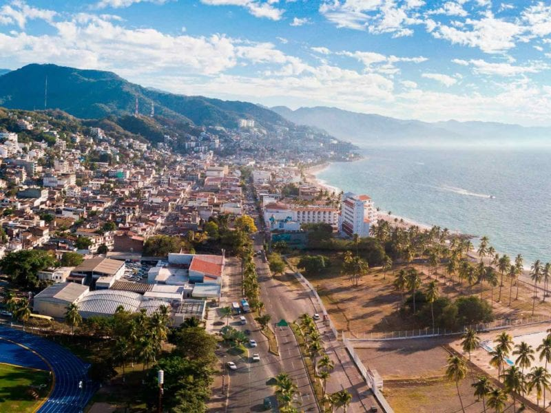 Filmmakers have taken advantage of the natural locations and architecture in Puerto Vallarta for decades. If you have to film, why not film in paradise?