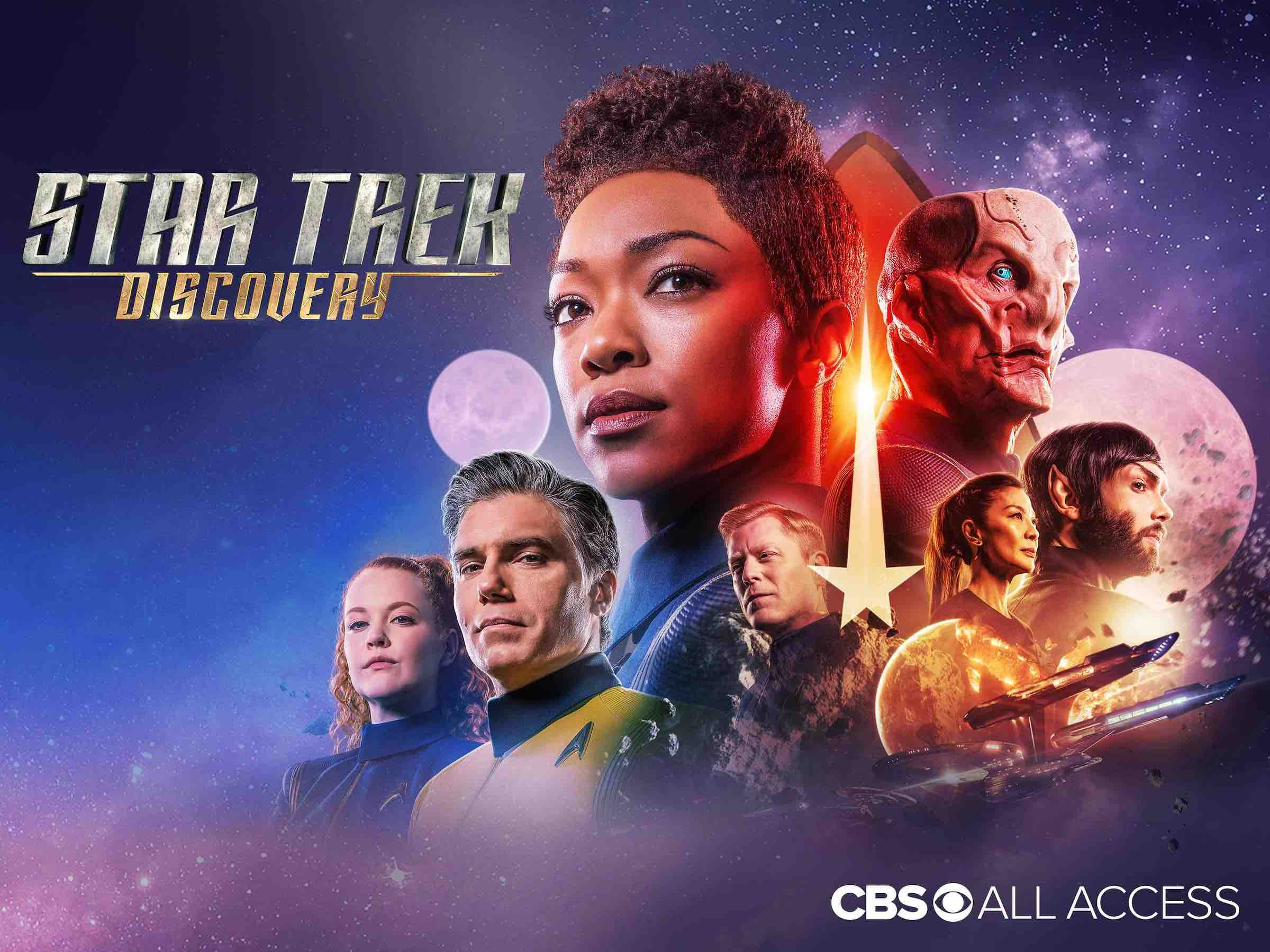Everything we know about'Star Trek: Discovery' S3