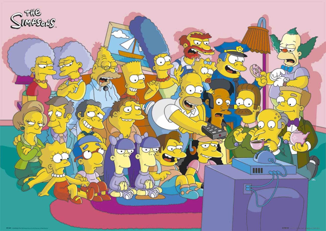 Prove your love of 'The Simpsons' and take our quiz. We'll all go out for some Champagne Squishees if you get a perfect score.