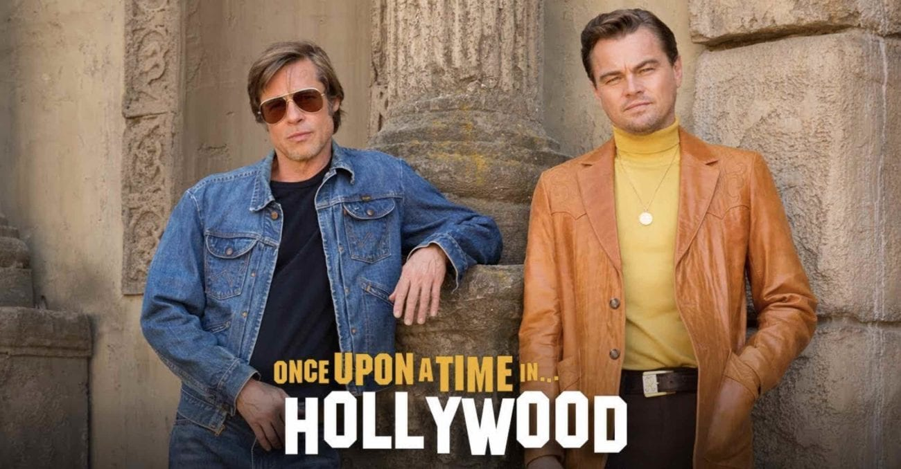 We reveal who's real and who's reel in 'Once Upon a Time in Hollywood' – some of these will be blatantly obvious – others more of a mystery.