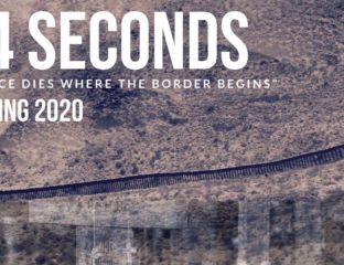 Today we're looking at the inspirational documentary '34 Seconds', chronicling life, death, and injustice at the U.S.- Mexico border.