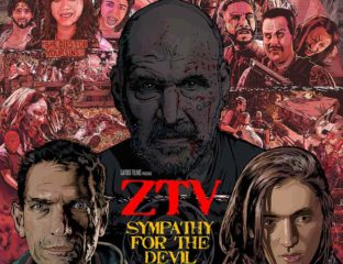 Jason Ragosta is currently crowdfunding his latest short film, 'ZTV: Sympathy for the Devil', a proof-of-concept exploring his post-apocalyptic world.