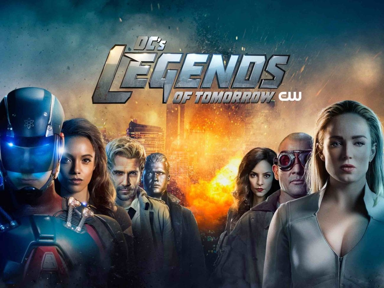 Grab your Cold Gun (too soon?) and your Timeship and see if you can save the future with our 'Legends of Tomorrow' quiz.