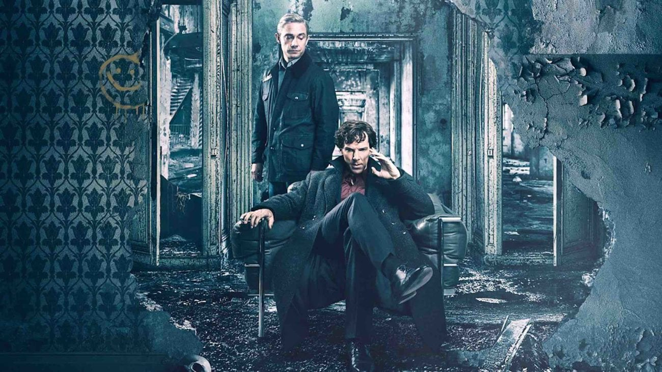 Let's test your detective skills. Grab your peacoat and a friend to see how you do on our quiz about the BBC's fantastic modern adaptation of 'Sherlock'.