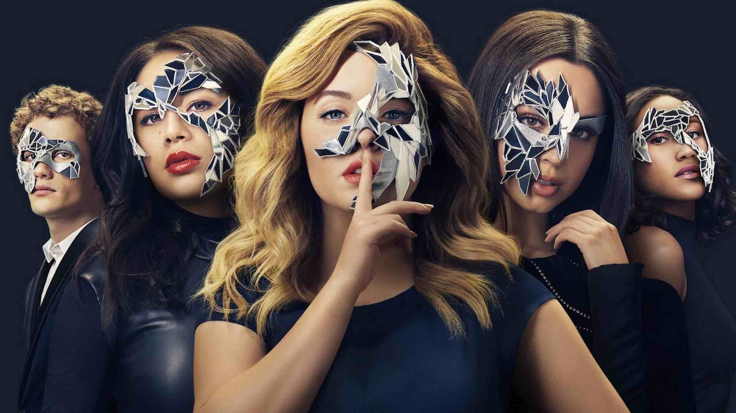 Bingewatch Award Finalists Why To Vote For Pll The Perfectionists