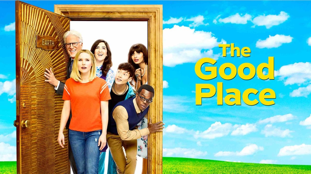 Get your pottymouth rinsed: we've created just the quiz to celebrate the hilarious swear word replacements in NBC's 'The Good Place' up to season 4.