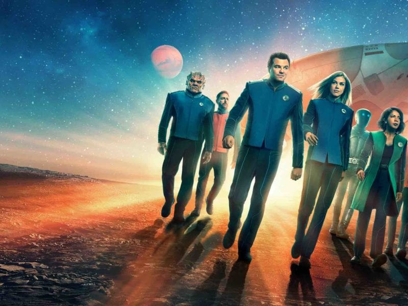 'The Orville' is quietly becoming a science fiction staple. Take quiz to find out the intensity of your fandom.