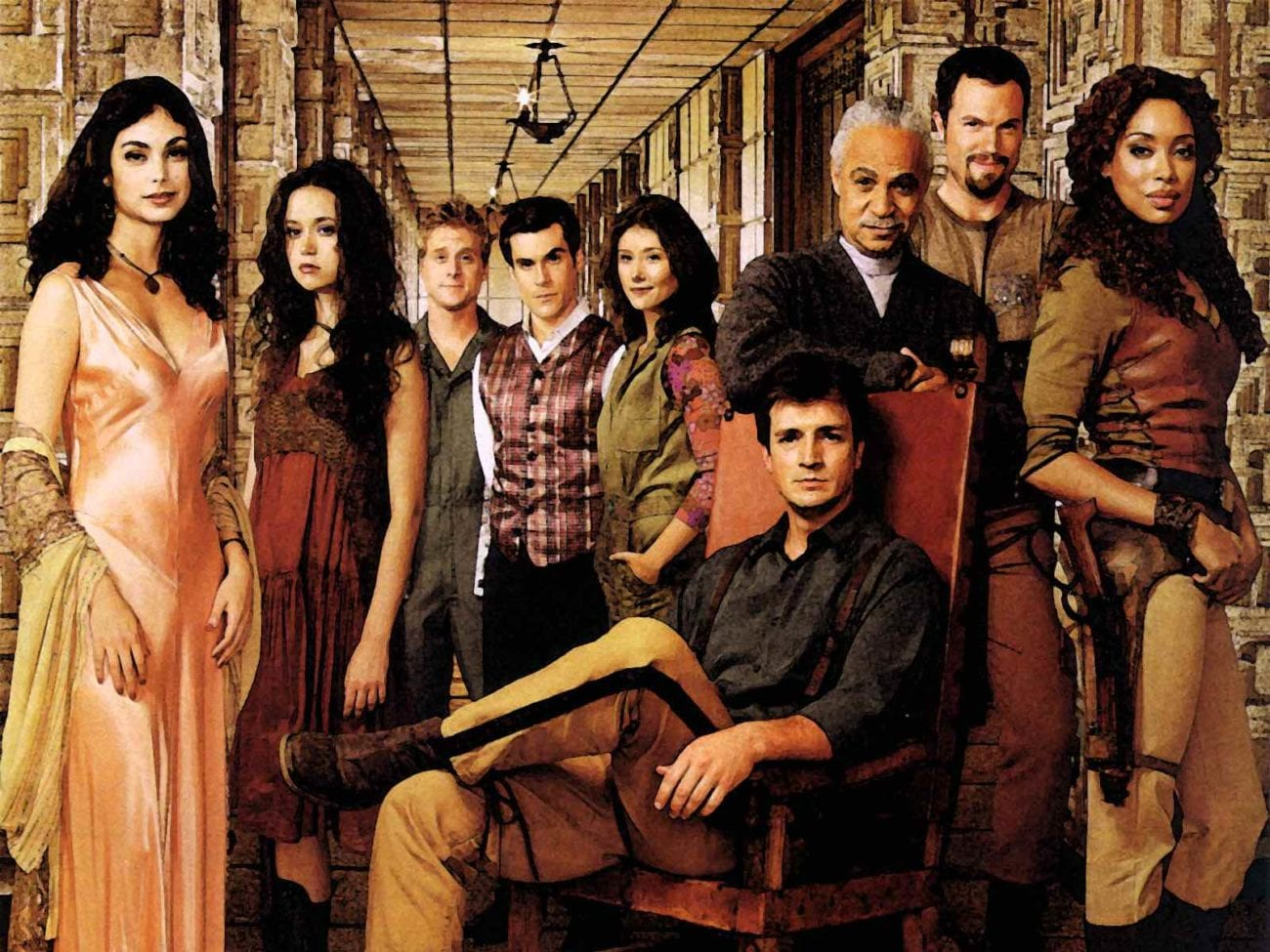 It's only fitting that 'Firefly' find a place in our Best Cancelled Sci-Fi/Fantasy TV Show poll as part of the Bingewatch Awards. Find out exactly why.