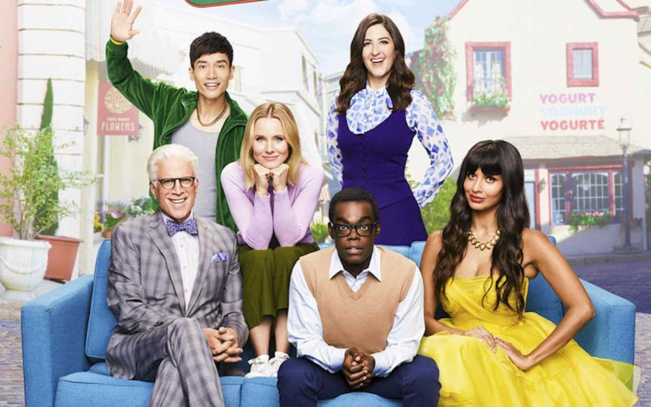 Now that the two-part premiere has come and gone, NBC's 'The Good Place' has shown its cards for season 4, its final outing.